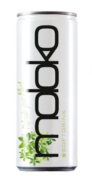 moloko drink - Zitrone, Holunderblüten und Ingwer - 0,25l (Einzeldose)