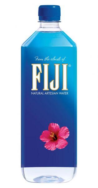 Fiji Wasser - Premium Wasser, still - 1l (Einzel PET)